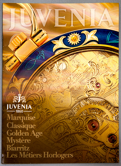 Juvenia (Catalog Design, Brochure Design & Book Design)