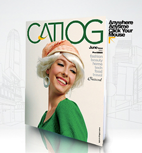 Catlog Magazine (Website Design & Programming)