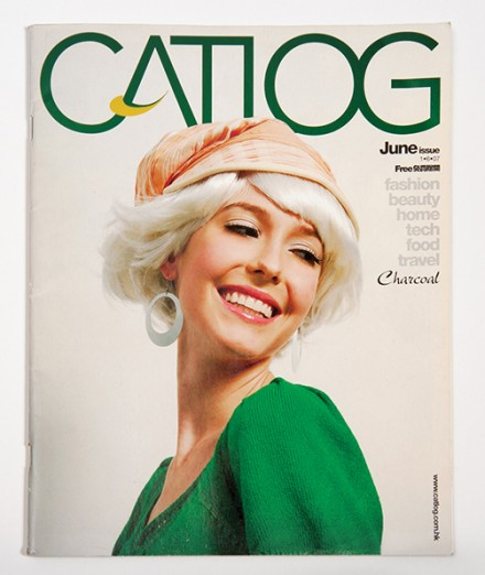 Catlog Magazine – June Issue (Magazine Design & Book Design)
