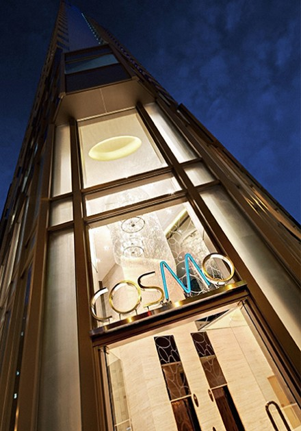 Cosmo Kowloon Hotel (Signage System Design)