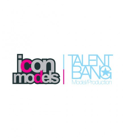 Icon International Model Management Ltd. & Talent Bang Ltd.  (Branding Design, VI Design & Logo System Design)