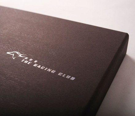 The Racing Club – Members Kit 2011-2012 (Brochure Design, Book Design & Packaging Design)