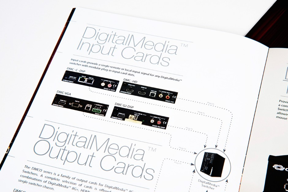 Hong Kong Brochure Catalog Design
