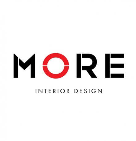 MORE INTERIOR DESIGN (Logo System Design)