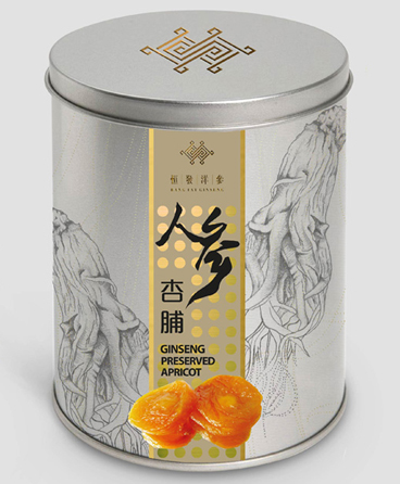 HANG FAT GINSENG (Packaging Design)