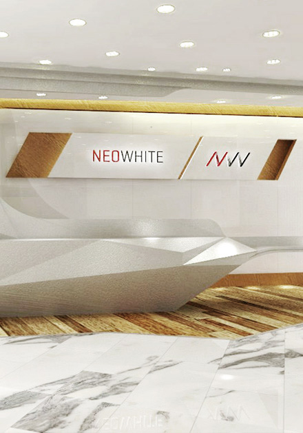 Neowhite Electrical Office Design (Interior Design)