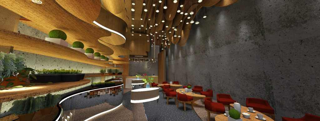 Hong Kong Interior Design Company Branding ConsultantInterior Custom Interior Design Retail Concept