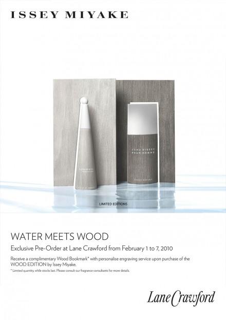 Lane Crawford (Print Ad)