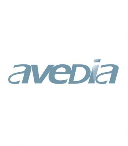 Avedia (Branding, Visual Identity & Logo System Design)