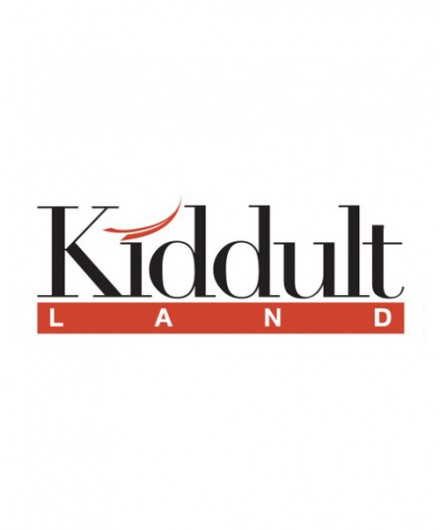 Kiddult Land (Brandinging, Visual Identity & Logo System Design)
