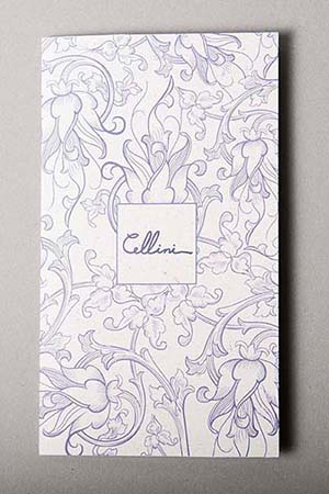 Cellini Italian Restaurant (Branding Design & Visual Identity)