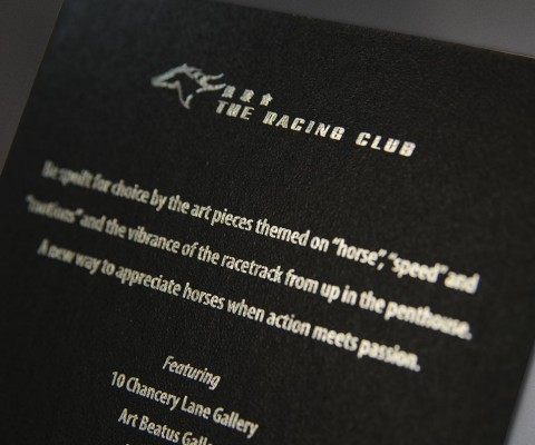 Hong Kong Jocky Club Racing Club Promotion