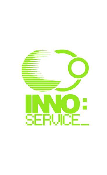 inno service (Logo System Design)