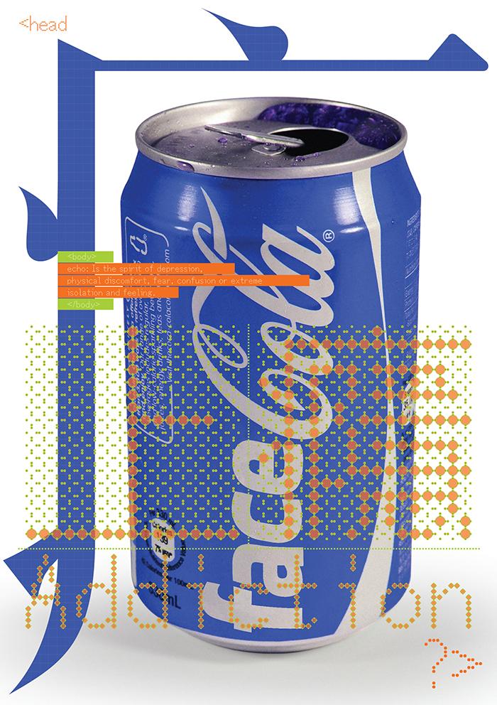 Creative poster art