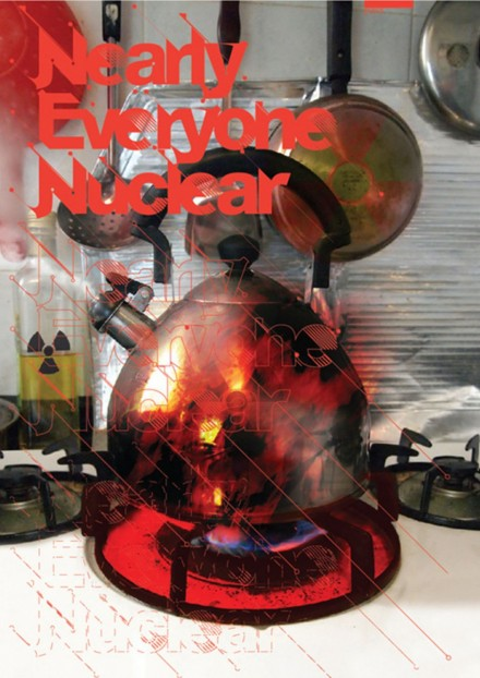 Nearly Everyone Nuclear (Poster Design, Photography, Art & Design Lab)
