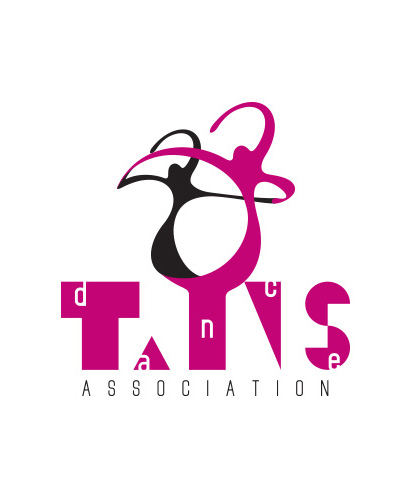 Twin Dance Association (Logo System Design)