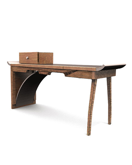 Relive Desk Furniture Design (Interior Design)