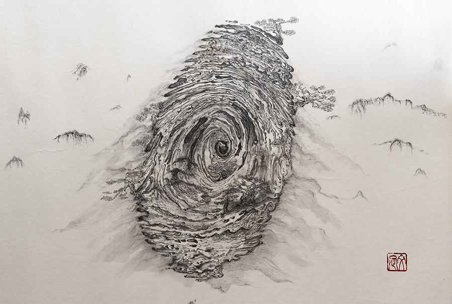 黎文定 Edmond LAI 入選 一百強2015New Art Wave Expo | 新藝潮—國際藝術學院新進博覽參展