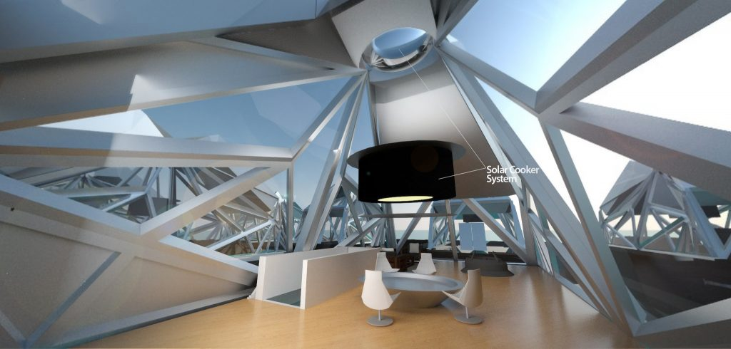FUTURE ARCHITECTURE AND INTERIOR DESIGN