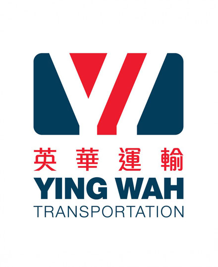YING WAH TRANSPORTATION (logo design and brand identity)