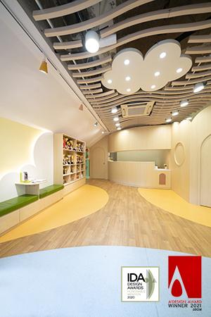 Endeavourers Chan Cheng Kit Wan Kindergarten 勵志會陳鄭潔雲幼稚園  (Interior Design & Build)
