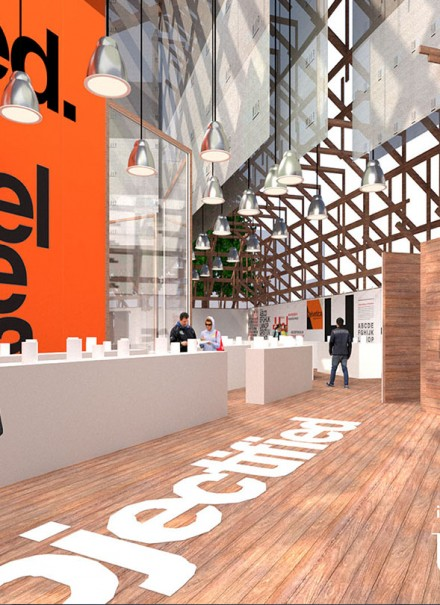 Architecture pavilion design (architecture design)