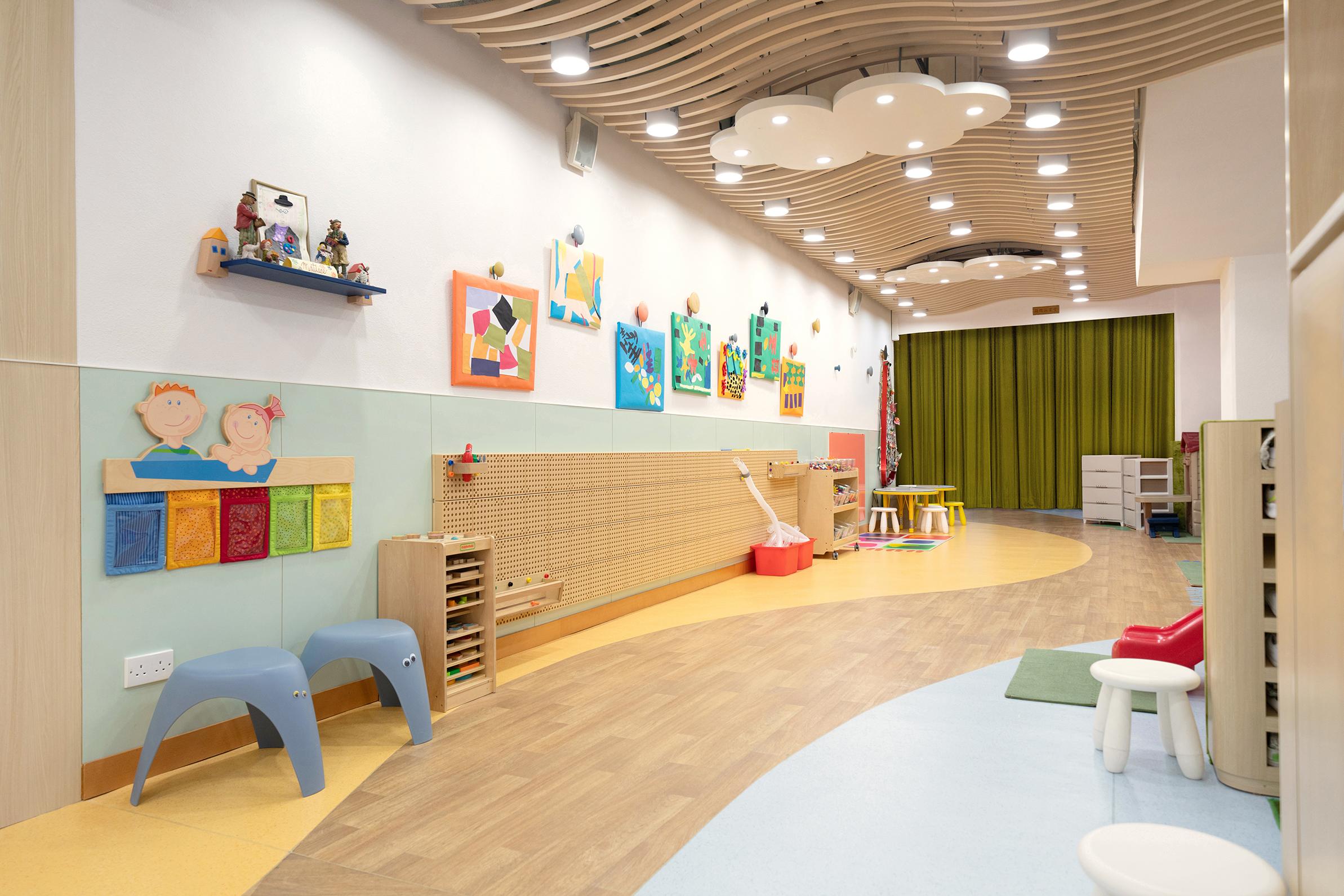勵志會陳鄭潔雲幼稚園 (階段一) Endeavourers Chan Cheng Kit Wan Kindergarten
